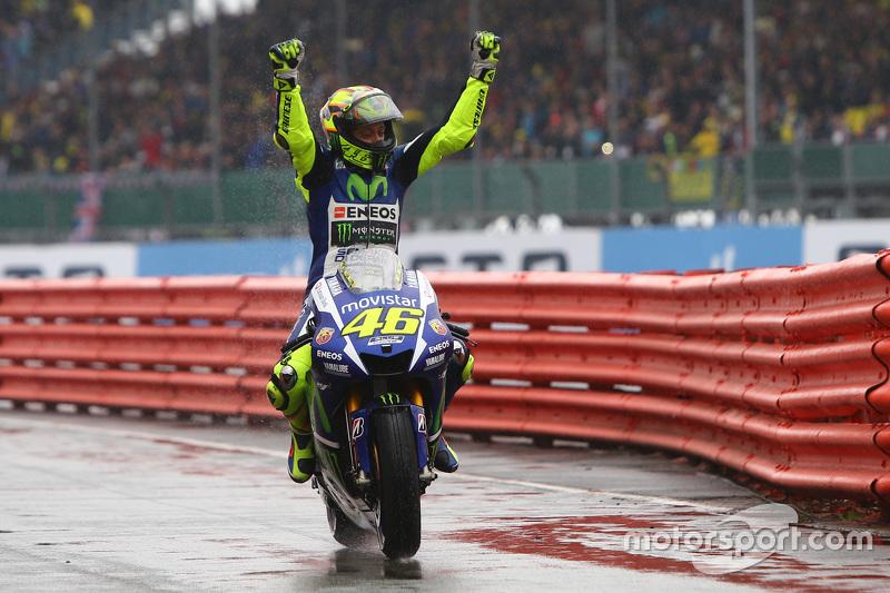 2015 : Valentino Rossi (Yamaha Factory Racing)