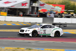 #16 Team Bentley Dyson Racing Bentley Continental GT3: Chris Dyson
