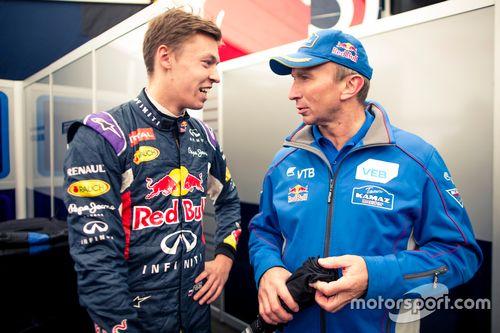 Red Bull Showrun: Kazan, Russia