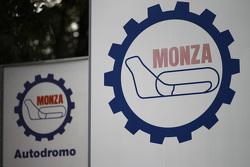 I loghi Monza
