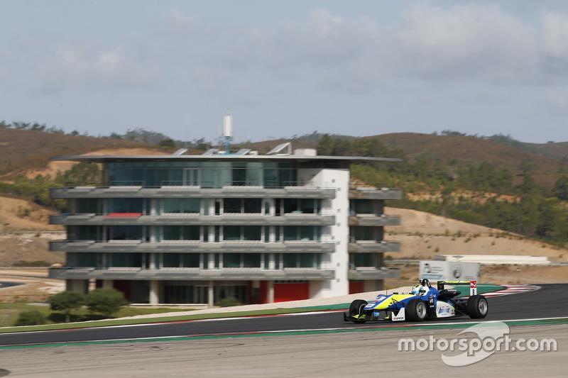 Alessio Lorandi, Van Amersfoort Racing, Dallara F312 Volkswagen