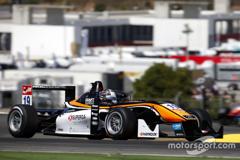 Matt Solomon, Double R Racing, Dallara F312 Mercedes-Benz