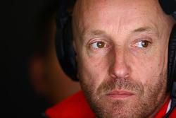 Vincent Vosse, team director Belgian Audi Club Team WRT