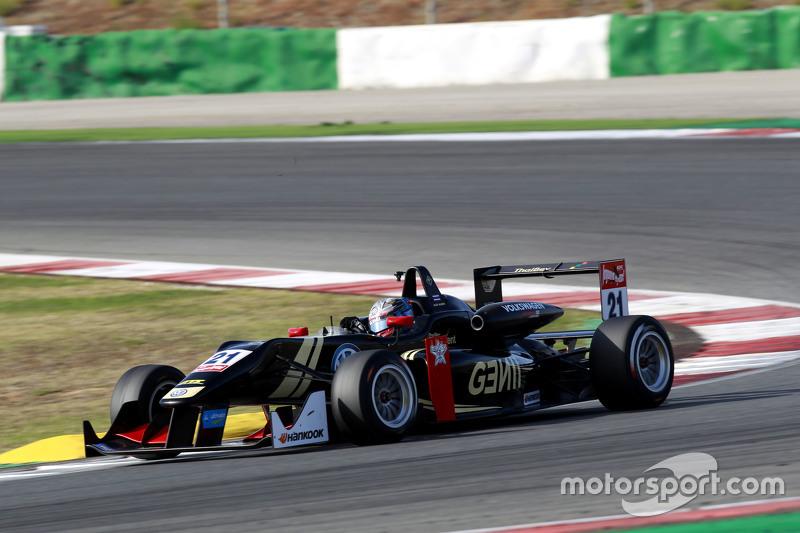 Alexander Albon, Signature Dallara, F312 Volkswagen