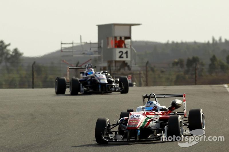 Nick Cassidy, Three Bond with T-Sport, Dallara F314 NBE