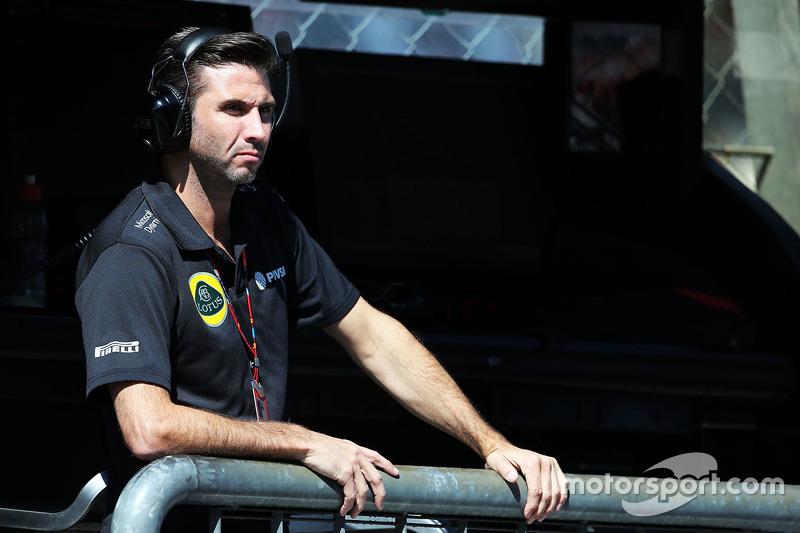 Matthew Carter, Lotus F1 Takımı CEO'su'su