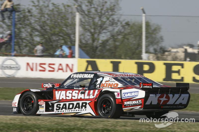 Матіас Россі, Donto Racing Chevrolet