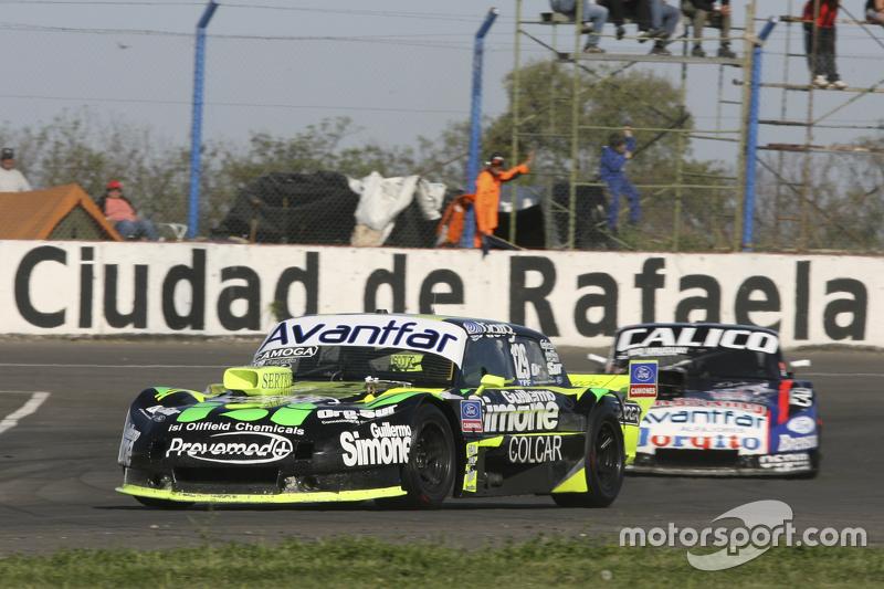Мауро Галломбардо, Maquin Parts Racing Ford та Емануель Моріатіс, Alifraco Sport Ford