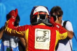 Vencedor corrida 1 Alexander Rossi, Racing Engineering