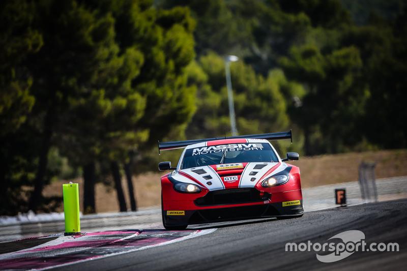 #68 Massive Motorsport Aston Martin Vantage GT3: Casper Elgaard, Крістіан Поулсен, Simon Moller