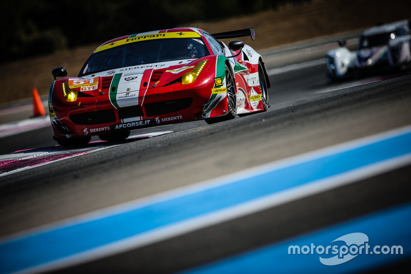 #51 AF Corse Ferrari F458 Italia : Peter Mann, Andrea Bertolini, Matteo Cressoni