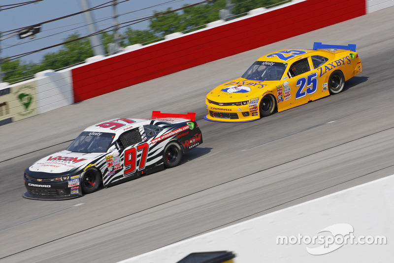 Parker Kligerman та Джон Уес Таунлі, Athenian Motorsports Chevrolet
