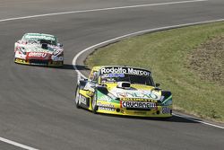 Omar Martinez, Martinez Competicion Ford y Facundo Ardusso, Trotta Competicion Dodge