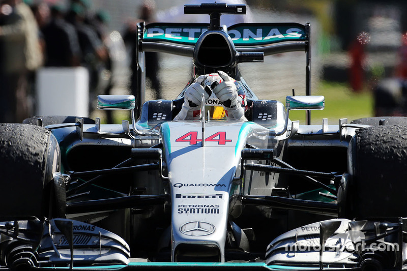 2015 - Lewis Hamilton (Mercedes)