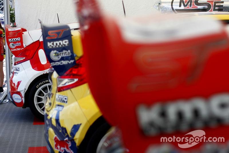 Rallycross-Aerodynamik