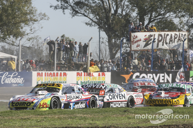 Маурісіо Ламбіріс, Coiro Dole Racing Torino та Хуан Маркос Анджеліни, UR Racing Dodge та Просперо Бонеллі, Bonelli Competicion Ford