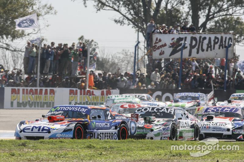 Крістіан Ледесма, Jet Racing Chevrolet та Гастон Маццакане, Coiro Dole Racing Chevrolet