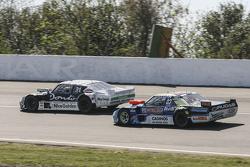 Laureano Campanera, Donto Racing Chevrolet, dan Martin Ponte, Nero53 Racing Dodge
