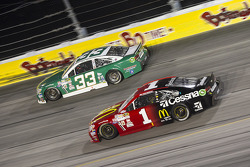 Mike Bliss, Chevrolet y Jamie McMurray, Chip Ganassi Racing Chevrolet