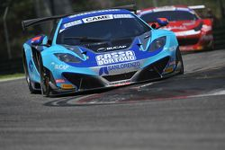 McLaren MP4-12C GT3 #3  Thomas Biagi, Filippo Francioni, Racing Studios