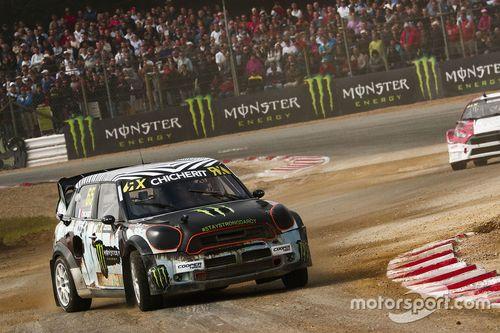 JRM Racing Ltd
