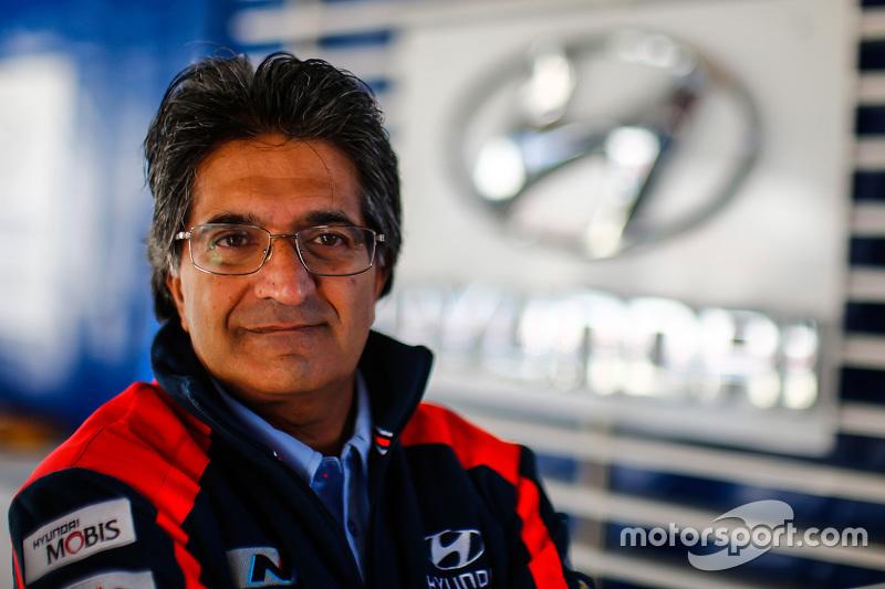 Michel Nvean, Hyundai Motorsport