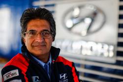 Michel Nandan, Hyundai Motorsport