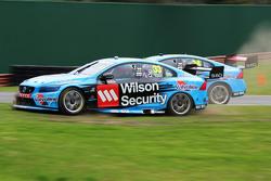 Scott McLaughlin und Alexandre Prémat, Garry Rogers Motorsport Volvo