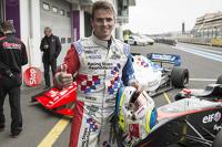 Победитель гонки - Оливер Роуланд, Fortec Motorsports