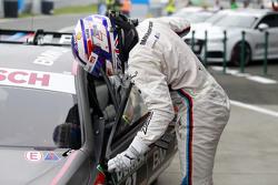 Tom Blomqvist, BMW Team RBM BMW M4 DTM