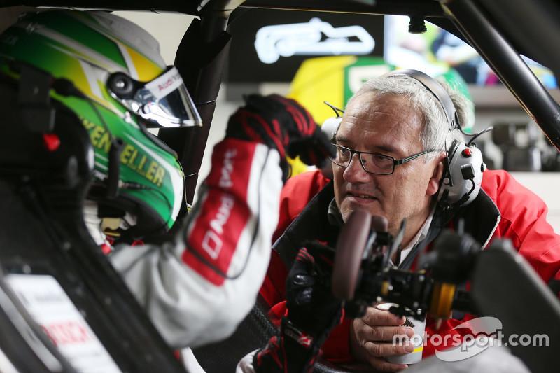 Майк Роккенфеллер, Audi Sport Team Phoenix Audi RS 5 DTM з інженером машини Юрген Юнгклаус