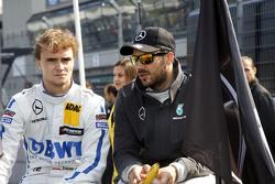 Lucas Auer, ART Grand Prix Mercedes-AMG C63 DTM et Gary Paffett, ART Grand Prix Mercedes-AMG C63 DTM