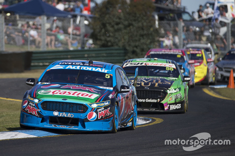Mark Winterbottom und Steve Owen, Prodrive Racing Australia Ford