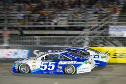 Девід Реген, Michael Waltrip Racing Toyota