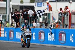 Третье место - Скотт Реддинг, Marc VDS Racing Honda