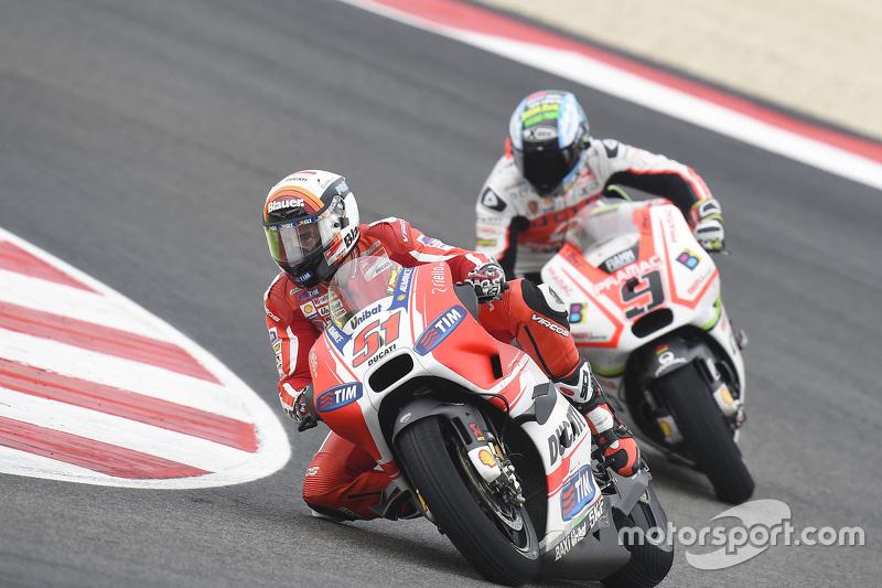 Мікеле Пірро, Ducati Team та Данило Петруччі, Pramac Racing Ducati