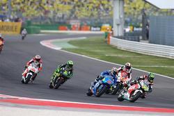 Maverick Viñales, Team Suzuki MotoGP e Alvaro Bautista, Aprilia Racing Team Gresini