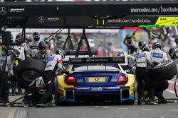 Питстоп Гэри Паффета, ART Grand Prix Mercedes-AMG C63 DTM
