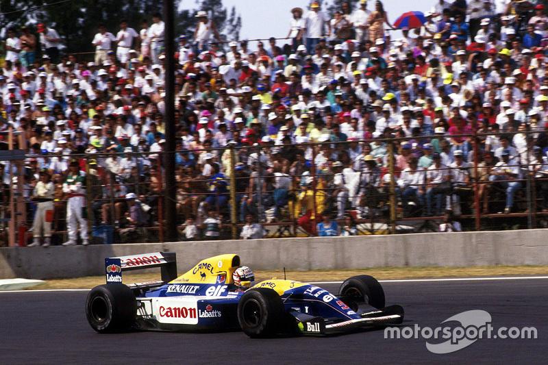 1992: Williams FW14B