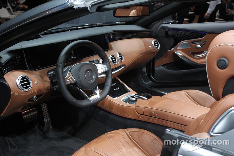 Mercedes S Class Cabrio