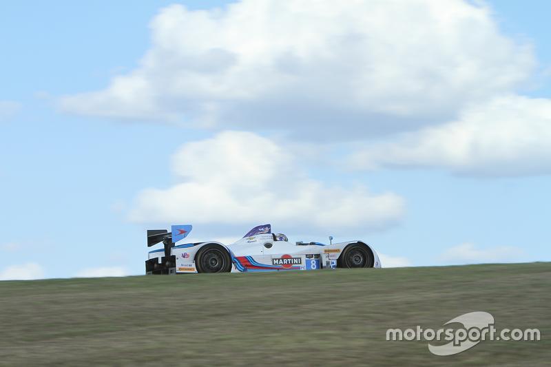#8 Starworks Motorsport ORECA FLM09: Ренгер ван дер Занде, Майк Хедлунд
