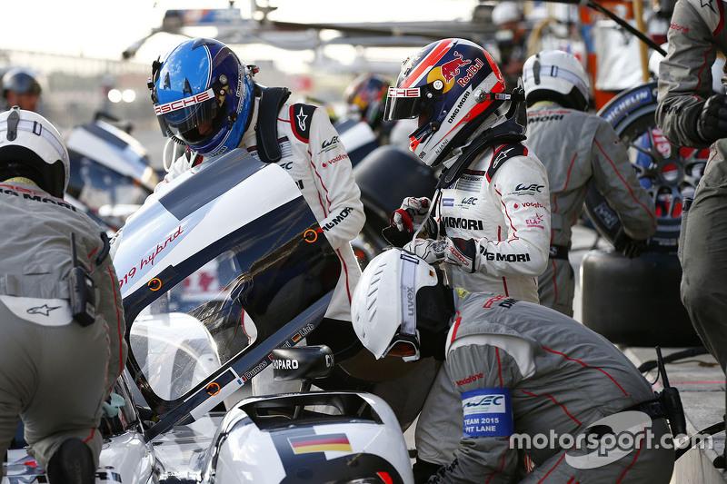 Marc Lieb und Neel Jani, Porsche Team