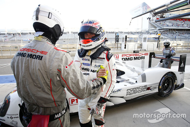 Polesitter: Neel Jani, Porsche Team