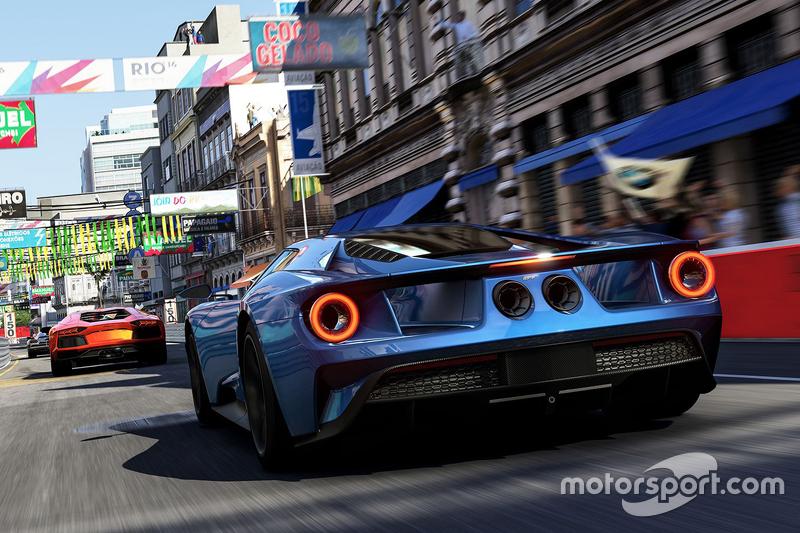 Screeshots from Forza Motorsport 7