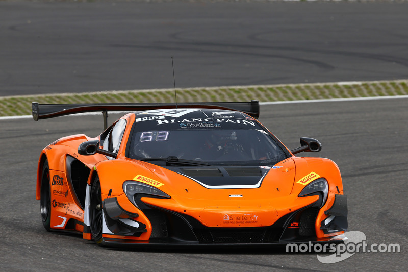 #58 Von Ryan Racing McLaren 650S: Шейн ван Гісберген, Роб Белл, Кевін Естре