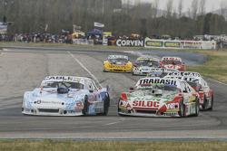 Federico Alonso, Taco Competicion Torino and Mariano Altuna, Altuna Competicion Chevrolet