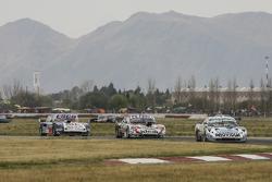 Emiliano Spataro, UR Racing Dodge and Norberto Fontana, Laboritto Jrs Torino and Jose Savino, Savino Sport Ford
