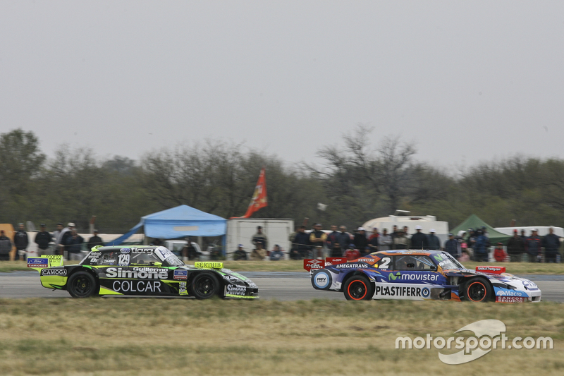 Крістіан Ледесма, Jet Racing Chevrolet та Мауро Галломбардо, Maquin Parts Racing Ford