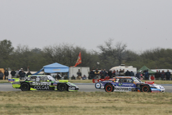 Christian Ledesma, Jet Racing Chevrolet and Mauro Giallombardo, Maquin Parts Racing Ford