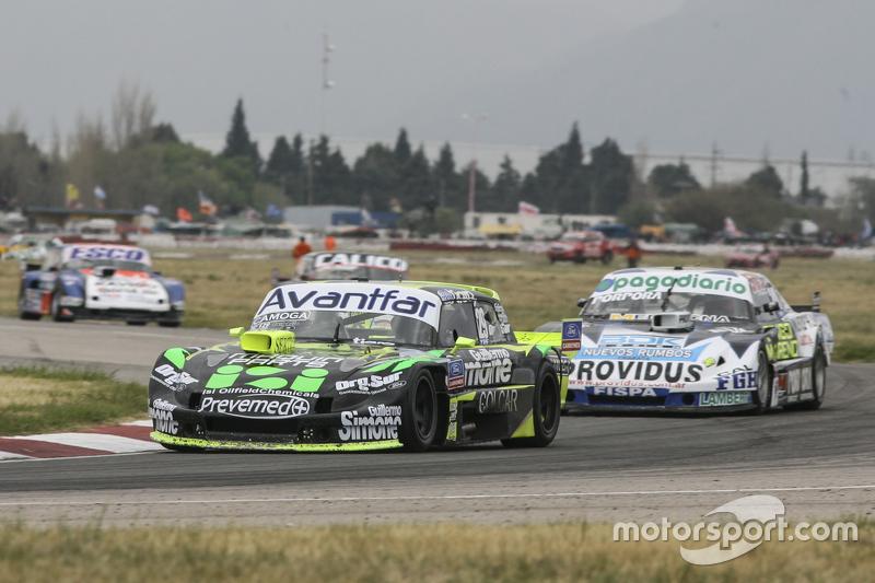 Мауро Галломбардо, Maquin Parts Racing Ford та Еміліано Спатару, UR Racing Dodge